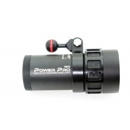 POWERPRO 150 WATT - 20.000 Lumen CRI 95 Video Light